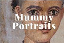 Mummy Portraits / by J. Paul Getty Museum