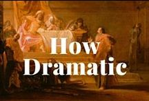 How Dramatic / Releasing our inner drama queen one work of art at a time. / by J. Paul Getty Museum