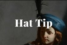 Hat Tip / How do you do? *Doff of the hat* to art  / by J. Paul Getty Museum