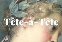 Tête-à-Tête / Art, head to head. / by J. Paul Getty Museum