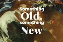 Something Old, Something New / The art of marriage via Google Art Project / by J. Paul Getty Museum