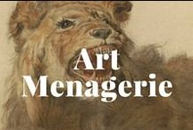 Art Menagerie / Beware! Exotic beasts in the Museum.  / by J. Paul Getty Museum