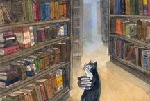 Libraries  / by Pamela Waddell