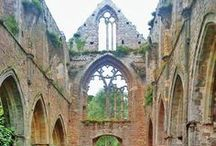 Ancient Churches / by Pamela Waddell