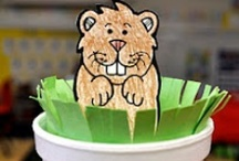 Groundhog Day / by Dawn Loewen-Motz