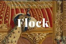 Flock / Art from a bird's eye view. / by J. Paul Getty Museum