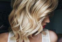 Hair ideas / by Lauren Clevenger