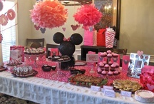 Minnie Mouse Party / by Nicole Stewart