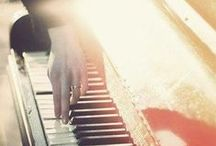 the life of a piano... / by Pamela Waddell