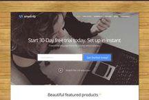 WordPress Themes / Beautifully designed & well built WordPress Themes