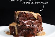 Protein Brownies / Protein Brownies / by dcmpbll