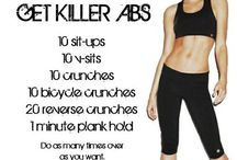 Workouts :: Abs & Obliques / by dcmpbll