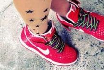 Girl sneakers