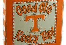 Go Big Orange!!! / Everything Tennessee / by Beth Jones
