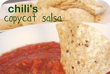 Recipes - DIPS & SALSAS