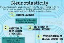Mental Health / Keywords: infographics, facts, knowledge, information, resources, psychiatry, psychology, science, brain, development, therapy / by Joan Stoltman