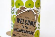 In The Neighborhood / Fun tips and helpful ideas for getting to know your neighbors.