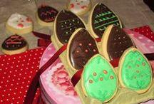 cupcakes, galletas y tartas decoradas