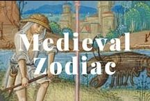 Medieval Zodiac / What's your sign? / by J. Paul Getty Museum