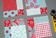 Sew Cute / Sewing projects and the like