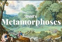 Ovid's Metamorphoses / Epic adventures and tales of love and deceit from Ovid's Metamorphoses / by J. Paul Getty Museum
