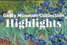 Getty Museum Collection Highlights / Enjoy some of the most famous and popular works from the Getty Museum collection / by J. Paul Getty Museum