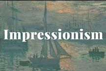 Impressionism / Art of the Impressionists.  / by J. Paul Getty Museum
