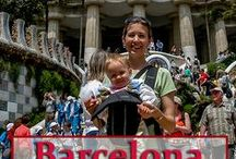 Barcelona with Kids / Family-friendly activities in Barcelona