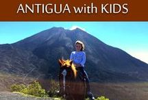 Guatemala with Kids / Great things to do in Guatemala with kids! Mostly Antigua, Guatemala, for now...