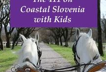 Slovenia with Kids / Family-friendly activities and recommendations for what to do, where to stay, where to eat when visiting Slovenia with kids.