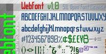Fonts by DP / Fonts and Typefaces created by me, Doug Peters.  By the way, almost all of the fonts I create are freeware that are OK for commercial use. Some are even CC0 or OFL, but I do retain my Copyright on all of them and I do appreciate credit for my work.