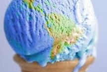 Pale Blue Dot / by Marly   Namely Marly