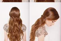 Hair if i dare... / by Lauren Hibbard