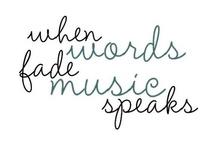 Music is my whole world... / by Lauren Hibbard