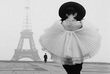 Paris / by Rebecca King