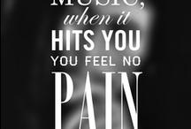 Music Was My First Love / by Lorraine Partridge