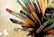 Amazing Art & Artist / by Ebru NAMLI ( bEN  ヅ )