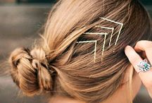 Nails, Hair && Makeup. / by Jalyn