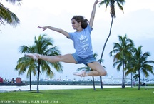 "Logo Wear from the Dance Blog ""Tendus Under A Palm Tree"""
