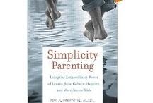 Parenting/education books