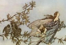 wood faeries / by Constance Snow