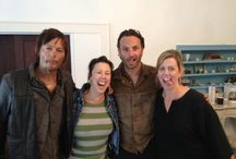 The Walking Dead get FUNKY
