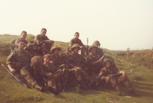 British Army / A few shots from my time in the forces. Wish I'd taken more, but cameras were a novelty back then.