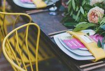 celebrate: Tablescapes / by Danielle DeBoe Harper