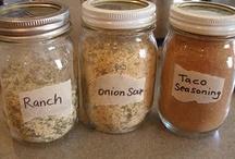 Food - Mixes, Sauses & Dressings