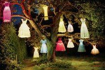 Glowing Dress  / by Zoë Howerska