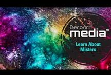 Decoart Media Videos / Informational Videos on Decoart Media products