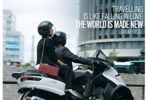 Piaggio quotes / The perfect quotes to live your city with Piaggio's style!