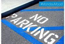 Monday Mood / Clever ways to face blue Mondays. #MondayMood #mondaymoods #piaggio