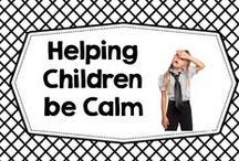 Calming Activities / Help children be calm with these free and informational blog posts selected by Carolyn Wilhelm of Wise Owl Factory. / by Carolyn Wilhelm, NBCT, Wise Owl Factory